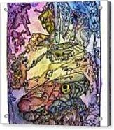 Deepsea Kritters Acrylic Print