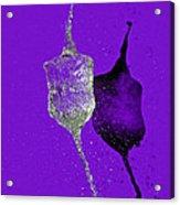 Defying Gravity 2 Acrylic Print