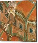 Degas: Miss La La Acrylic Print