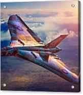 Delta Lady Acrylic Print