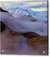 Denali Dawn II Acrylic Print