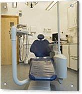 Dentist Chair Acrylic Print