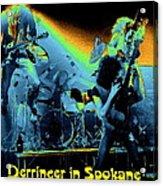 Derringer In Spokane Acrylic Print