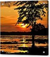 Deschenes Sunset Acrylic Print