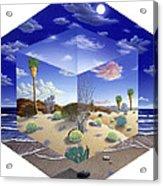 Desert On My Mind Acrylic Print