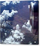 Destination Las Vegas Acrylic Print
