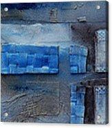 Detail Of Memories 7 Acrylic Print