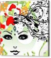 Deva Acrylic Print