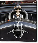 Devil In The Details Acrylic Print