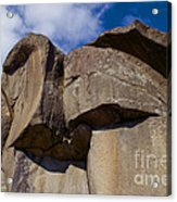 Devil's Den Formation 74 Acrylic Print by Paul W Faust -  Impressions of Light