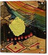 Diamond Sand Storm Acrylic Print