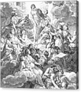 Diderot Encyclopedia Acrylic Print