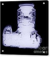 Digital Camera, X-ray Acrylic Print