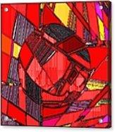 Digital Design 465 Acrylic Print