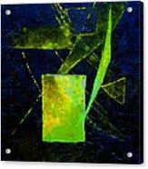 Dimensions 4 Acrylic Print