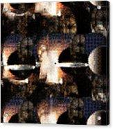 Dimensions Acrylic Print