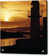 Dingle Lighthouse, Dingle Peninsula Acrylic Print