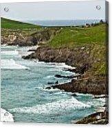 Dingle Peninsula Sea Shore 1 Acrylic Print