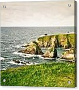 Dingle Peninsula Shoreline 3 Acrylic Print