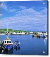 Dingle Town & Harbour, Co Kerry, Ireland Acrylic Print