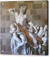 Dionysus Of Rhodes Acrylic Print