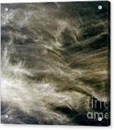 Dirty Clouds Acrylic Print
