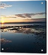 Discovery Park Reflections Acrylic Print
