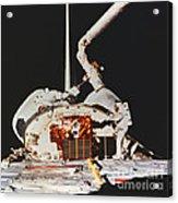 Discovery Spacewalk Acrylic Print