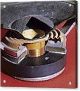 Dismantled Loudspeaker Acrylic Print by Andrew Lambert Photography