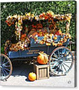 Disneyland Halloween 2 Acrylic Print
