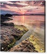 Divine Sunset Acrylic Print
