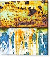Division II Acrylic Print