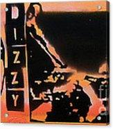 Dizzyness Acrylic Print