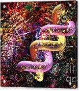 Dna Dreaming 6 Acrylic Print
