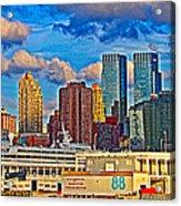 Dock Eighty Eight Acrylic Print