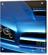 Dodge Charger Srt8 Super Bee Acrylic Print