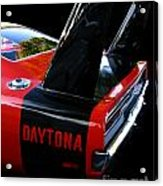 Dodge Daytona Fin 02 Acrylic Print