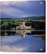Doe Castle Near Creeslough In County Acrylic Print