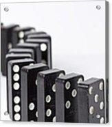 Dominos S 1 Acrylic Print