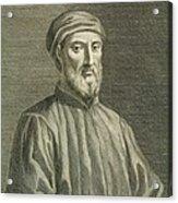 Donatello 1386-1466, The Most Important Acrylic Print