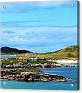 Donegal Coastline Near Bunbeg,co Acrylic Print