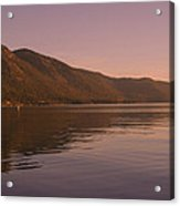 Donner Lake Acrylic Print