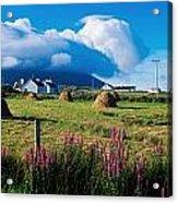 Dooega, Achill Island, County Mayo Acrylic Print