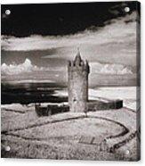 Doonagore Tower Acrylic Print
