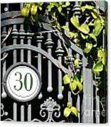 Door 30 Acrylic Print
