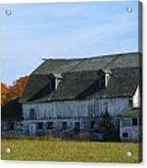 Door County Barn Acrylic Print