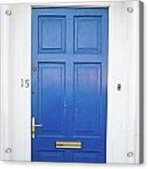Door In Ireland 4 Acrylic Print