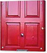 Door In Ireland 5 Acrylic Print