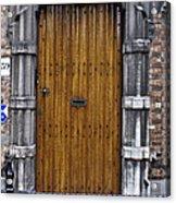 Door Number 59 Acrylic Print