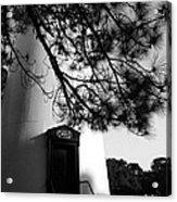 Door To Hunting Island Light Acrylic Print
